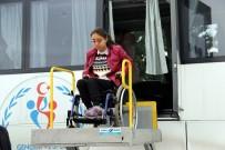 SPOR MERKEZİ - Engellilere Atla Terapi
