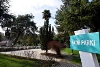 BELEK - Fatih Parkı'na Peyzaj Düzenlemesi