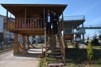 ÇAVUŞLU - Görele'de Serender Cafe Hizmete Açıldı
