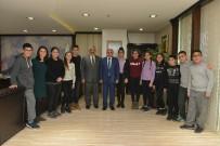 HASAN ARSLAN - Güzeltepe Ortaokulu'dan 'Suyun Yolculuğu'