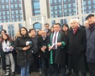 LİSE ÖĞRENCİSİ - Helin Palandöken Cinayeti Davasında Duruşma Salonuna Yanlış Sanık Getirildi