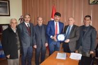 TOPLU İŞ SÖZLEŞMESİ - Hizmet-İş Yılın İlk Sözleşmesini Yeşilhisar Belediyesi İle İmzaladı