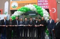 İL MİLLİ EĞİTİM MÜDÜRLÜĞÜ - Hüdavendigar Sosyal Gelişim Merkezi Açıldı