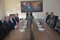 İl Milli Eğitim Müdür Vekili Karadeniz, Kaman İlçesinde Okul Müdürleri İle Toplantı Yaptı