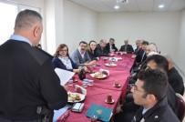 DOLANDıRıCıLıK - İlçe Emniyet Müdürlüğü Huzur Toplantısı