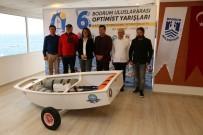 GUINNESS REKORLAR KITABı - İlk Uluslararası Optimist Yarışları Bodrumda Düzenlenecek