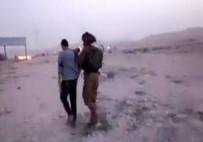 KUDÜS - İşgalci İsrail Askerleri Yine Saldırdı Açıklaması 148 Filistinli Yaralı