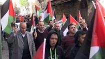 AŞIRI SAĞCI - İsrail Askerlerinden Batı Şeria'daki Gösterilere Müdahale