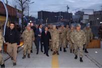 JANDARMA GENEL KOMUTANI - Jandarma Genel Komutanı Orgeneral Arif Çetin, Şırnak'ta