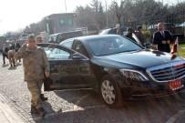 ORGENERAL - Jandarma Genel Komutanı Orgeneral Çetin Siirt'te