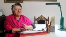 ABDULLAH ÇIFTÇI - Kadın Hattat Evinde Yeni Sanatçılar Yetiştiriyor