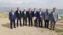 AHMET AYDIN - Kahta İlçesinde 650 Kişilik Yurt Yapılacak