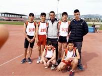 KARAALI - Kahta Puanlı Atletizmde Birincisi Oldu
