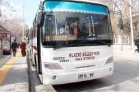 TEMİZLİK GÖREVLİSİ - Kalp Krizi Geçiren İşçiyi Otobüsle Hastaneye Yetiştirdiler