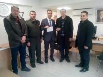 ASKERLİK ŞUBESİ - Karapınar Köyünden Bağış