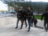 SAHTE POLİS - Kasa Hırsızı Polis Ekipleri Tarafından Kıs Kıvrak Yakalandı