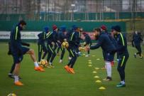 KEMERBURGAZ - Kasımpaşa, Galatasaray Hazırlıklarına Devam Etti