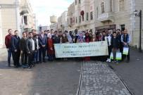 MOĞOLISTAN - KBÜ'de Okuyan Uluslararası Öğrenciler 'Payitaht Abdülhamid' Setini Gezdi