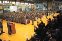 KOMANDO OKULU - Komando Adayı Asteğmenler Yemin Etti