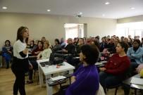 KONYAALTI BELEDİYESİ - Konyaaltı'nda 'İnsanlarda Öfke Kontrolü' Adlı Seminer Verildi