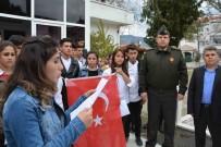 BAŞTÜRK - Köyceğizli Öğrencilerden Mehmetçik'e Mektuplu Destek