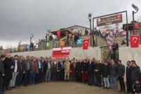 Kulp Halkı Şehit İsminin Verildiği Park Açılışına Yoğun İlgi Gösterdi