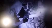 SABIKA KAYDI - Marketten Hırsızlık Güvenlik Kamerasında