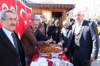 MHP Gümüşhane'de Afrin Şehitleri İçin Lokma Dağıttı