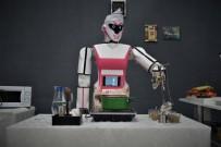 OYUN HAVASI - Milli Robot ADA GH5 Günlük Hayatta