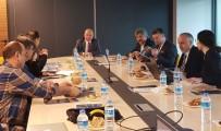 BİLİM SANAYİ VE TEKNOLOJİ BAKANLIĞI - MOBİTEK Projesi Ankara'da Konuşuldu