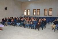 TEMİZLİK GÖREVLİSİ - Nusaybin Belediyesinden Personele Eğitim