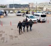 DOLANDıRıCıLıK - 'Polisim' Dedi, Polise Yakayı Ele Verdi