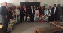 DERS KİTAPLARI - Siirt'te 16 Kız Eğitime Kazandırıldı