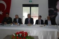 İBRAHİM ATEŞ - Silifke'de 'Hayat Boyu Öğrenme, Halk Eğitimi Planlama Ve İşbirliği' Toplantısı Yapıldı