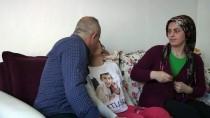 'Skolyoz' Hastası Bilge Evine Döndü