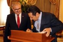 KARADENIZ - Suudi Arabistan Büyükelçisi'nden Antalya'ya Tarım Ve Turizmde Destek Sözü