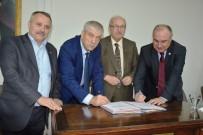 TOPLU İŞ SÖZLEŞMESİ - Tekirdağ Büyükşehir Belediyesi'nde  Toplu Sözleşme Sevinci