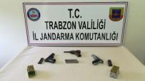 Trabzon'da Kaçak Silah Operasyonu