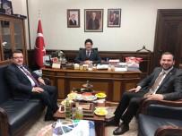 İLLER BANKASı - Trabzon'da Tarihi Projede Sona Gelindi