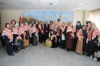 BRÜKSEL - Türk Demokratlar Birliği Üyelerinden Büyükşehir Belediyesine Ziyaret