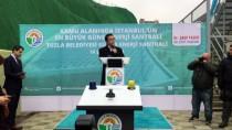 TUZLA BELEDİYESİ - Tuzla Belediyesi Güneş Enerji Santrali Açıldı