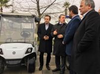 TUZLA BELEDİYESİ - Tuzla'da Kamu Alanında İstanbul'un En Büyük Güneş Enerji Santrali Açıldı