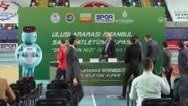 FEDERASYON BAŞKANI - Uluslararası İstanbul Salon Atletizm Kupası'na Doğru