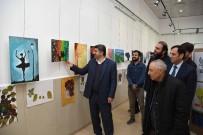 MUKAVVA - Üniversite Öğrencilerinden Görsel Sanatlar Sergisi