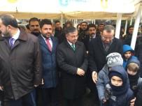 İSTANBUL VALİSİ - Üsküdar Şemsi Sivasi Mescidi Törenle İbadete Açıldı