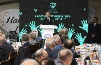 HAYIRSEVERLER - Vali Kamçı Hayırseverlerle Bir Araya Geldi