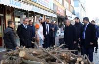TRAFİK DENETİMİ - Van Büyükşehir Belediyesi 'Shopping Fest'e Hazırlanıyor