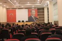 İL MİLLİ EĞİTİM MÜDÜRLÜĞÜ - Van'da 'İl Zümre Kurul Toplantısı' Yapıldı