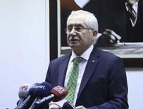 YÜKSEK SEÇIM KURULU - YSK Başkanı Güven'den, Kılıçdaroğlu'na tepki