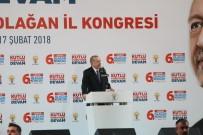 GENEL BAŞKAN YARDIMCISI - '2019 Seçimleri Tarihi Önemi En Yüksek Seçimlerinden Biri'